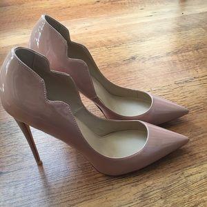 Shoes - Gorgeous Nude Pumps!
